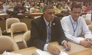 """وكيل """"قوى البرلمان"""" لنائب رئيس العمال بمنظمة العمل الدولية: أرفض تدخلك فى الشأن المصرى"""