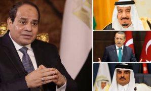 تركيا تتحدى الخليج ومصر