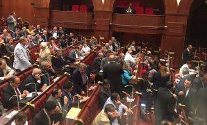 مجلس النواب يوافق على مشروع قانون الهيئة الوطنية للانتخابات فى مجموعه