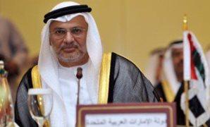 وزير إماراتى عن أزمة قطر: غضب الأشقاء جاء بعد صبر طويل على التآمر