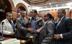 لجنة الشئون الدستورية والتشريعية بمجلس النواب