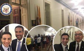 """""""برلمانى"""" تحت قبة الكونجرس"""