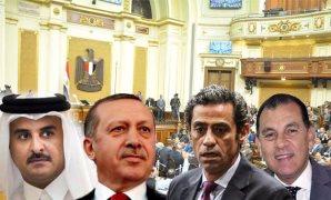 هل يكفى التحالف التركى الإيرانى لإنقاذ قطر؟