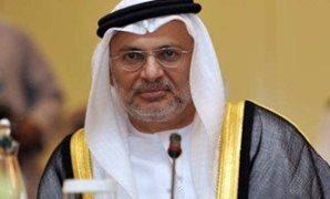 أنور قرقاش: ثقتنا فى قطر صفر.. ويجب إنشاء نظام لمراقبة أنشطتها