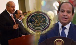 نائب رئيس العراق: لمصر ديون فى عنقنا