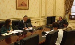 لجنة الإعلام والثقافة والآثار بمجلس النواب