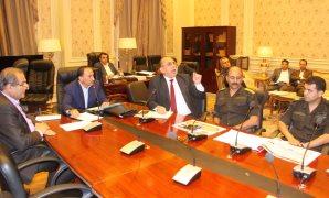 اجتماع لجنة النقل والمواصلات بمجلس النواب