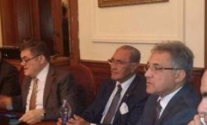 """اجتماع لـ""""عليا الوفد"""" برئاسة السيد البدوى.. وأبو شقة يتغيب عن الحضور"""