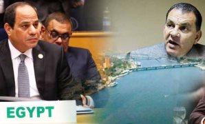 السيسى لدول حوض النيل التعاون دون الإضرار