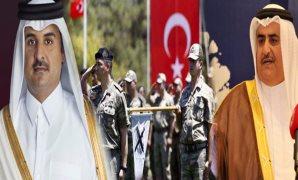 الجيوش الأجنبية بقطر تصعيد عسكرى ضد العرب