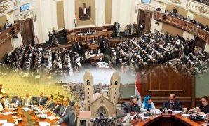 """حقوق شهداء الوطن فى """"قلب البرلمان"""""""