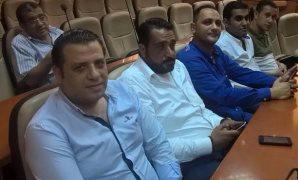 """""""المصريين الأحرار"""" فى بورسعيد يهنىء المحافظ بعيد الفطر ويناقش الأوضاع السياسية"""