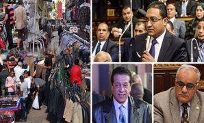 الباعة الجائلين تحت مجهر البرلمان