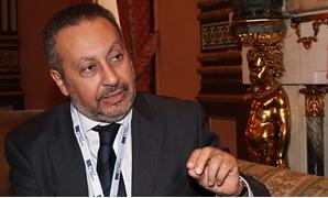 ماجد عثمان مدير مركز بصيرة لبحوث الرأى العام