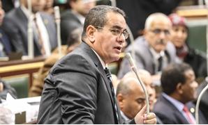 الدكتور سامى المشد عضو لجنة الصحة