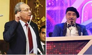 """علاء عبد المنعم معلقًا على برنامج """"وش السعد"""": """"يا ساتر يارب"""""""