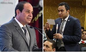 أحمد زيدان: صفحة 1095 خطوة ممتازة من مؤسسة الرئاسة وأبلغ رد للمشككين فى إنجازات الرئيس