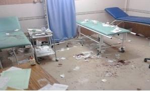 إهمال بأحد المستشفيات - أرشيفية