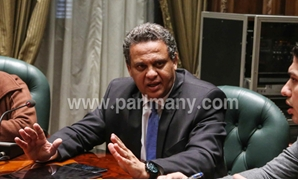 الدكتور أحمد سعيد رئيس لجنة العلاقات الخارجية بمجلس النواب