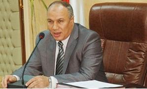 الدكتور نبيل نور الدين رئيس جامعة سوهاج