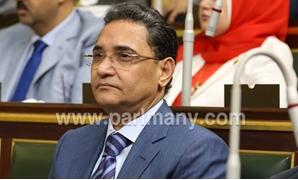 عبد الرحيم علي عضو مجلس النواب المصري