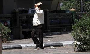"""""""الأرصاد"""": طقس اليوم حار.. والعظمى بالقاهرة 37 درجة"""