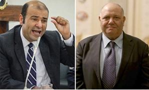 """حسن السيد نائب الشرقية لـ """"خالد حنفى"""" : انت وزير فاشل ووزارتك فاشله"""