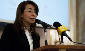 وزيرة التضامن: رصدنا 1141 مشهد تدخين وتعاطى مخدرات خلال 15 يوما فقط من دراما رمضان