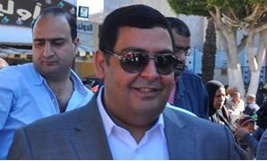 النائب أشرف عثمان نائب رئيس حزب مستقبل وطن