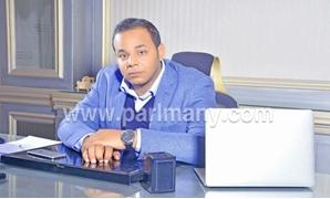الدكتور نور أبو حتة، عضو الهيئة العليا بحزب مستقبل وطن
