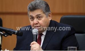 الدكتور أشرف الشيحى وزير التعليم العالى