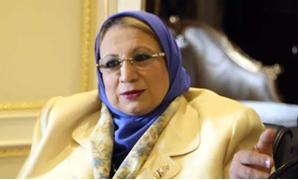 النائبة إيناس عبد الحليم عضو مجلس النواب
