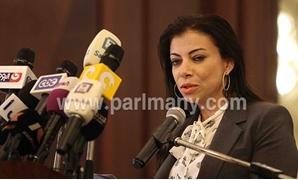 داليا خورشيد وزيرة الاستثمار