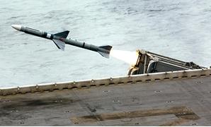 إطلاق صاروخ _ صورة أرشيفية