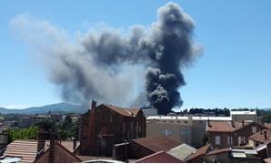"""وزير الداخلية الفرنسى: منفذ الهجوم ضد الشرطة هتف فى العملية """"هذا من أجل سوريا"""""""