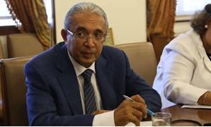 ياسر عمر وكيل لجنة الخطة و الموازنة