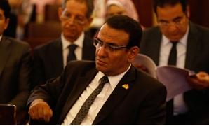 النائب صلاح حسب الله، عضو مجلس النواب بدائرة شبرا الخيمة