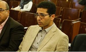 إحالة بلاغ يتهم هيثم الحريرى بإهدار المال العام إلى النيابة