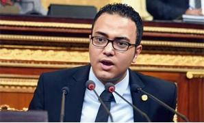 أحمد زيدان عضو مجلس النواب والمنسق الإعلامي لائتلاف دعم مصر