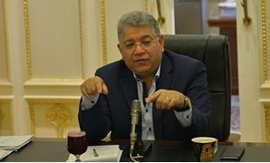 الدكتور جمال شيحة رئيس لجنة التعليم والبحث العلمى بمجلس النواب