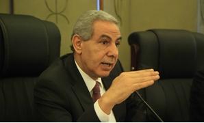 المهندس طارق قابيل وزير الصناعة والتجارة