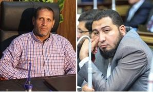 الدكتور محمود رشاد وأحمد العرجاوي