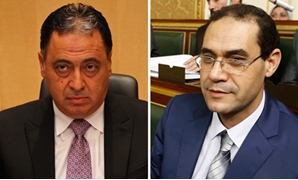 النائب خالد هلالى ووزير الصحة