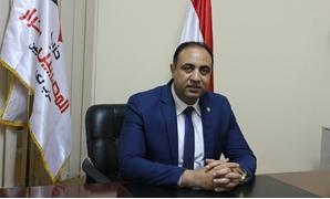 النائب خالد عبد العزيز فهمى