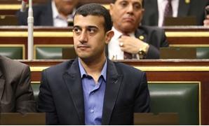 طارق الخولى امين سر لجنة العلاقات الخارجية بالبرلمان