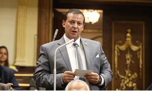 حسين أبو جاد عضو مجلس النواب بدائرة حدائق القبة