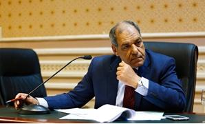 النائب حسين خاطر وكيل لجنة النقل والمواصلات بمجلس النواب
