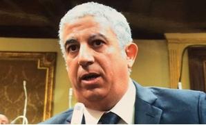 كريم درويش وكيل لجنة العلاقات الخارجية