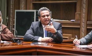 أحمد سعيد رئيس لجنة العلاقات الخارجية