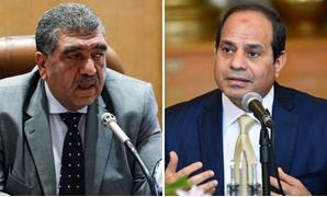 وزير قطاع الأعمال للرئيس السيسى: استحداث مؤشر للربحية وإيرادات النشاط التجارى